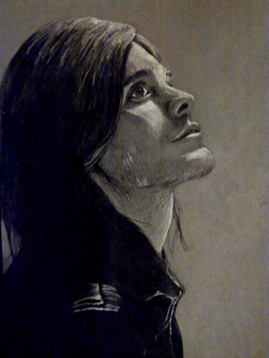 Jared Leto by Fiery-Sky